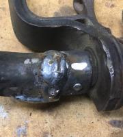 Clutch Pedal repair