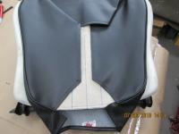 70 Ghia seat pads