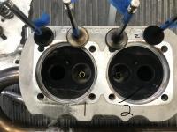 Heads/valves