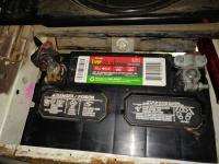Start battery