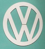 Painted nose emblem