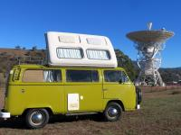 Tidbinbilla deep space tracking station