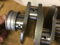 Crank bearings won't fit:(