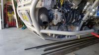 CBM header and exhaust for ecotec Baja Bug