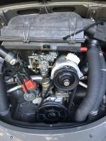 71 engine in a 62 with alternator