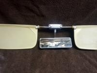 1958 visor mirror combo