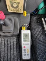 Thermocouple meter