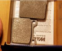 wagner thermo quiet 411 brake pads