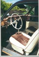 Antelope Brown Interior