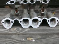 modified 1,6 to 1,9 diesel intake manifold
