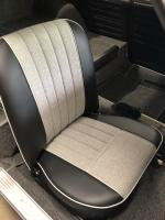 Sewfine seat upholstery