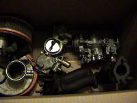 My new (to me) Dual Solex Carbs