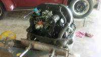 vw engine out