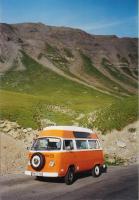 '72 Safare Custom Camper