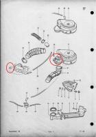 411-412 vacuum hookup for oilchimney