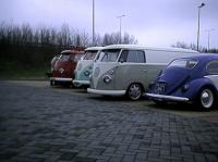3 busses in Leiden !