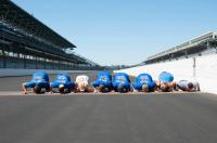 Champcar Enduro at Indy!