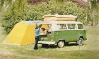 1970's camping