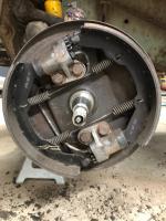 1963 M216 Brake Teardown