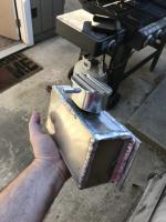 Homemade breather box
