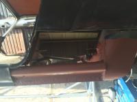Ghia rocker repair