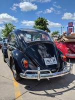 Darrel at the 2019 VWs in the Valley in Fargo