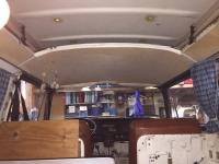 Westy Wood Headliner Project