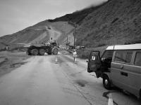 Mojave Desert Westy roadtrip to Big Sur