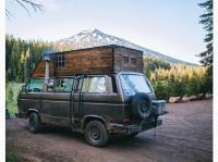 Wood top vanagon