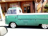 green and white '63 (?) Single Cab