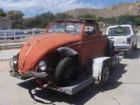 DustyMojave's '58 Convertible Baja Project