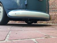 Lowered 1959 Panelvan