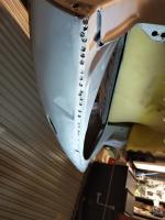 Bahama Blue 66 fastback build AUS