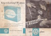 Present till Volkswagen Swedish VW Car Care Kit