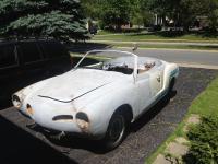 1966 Ghia Convertible
