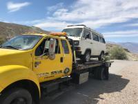 Multivan Tow Death VAlley