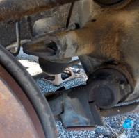 trouble with ball joints