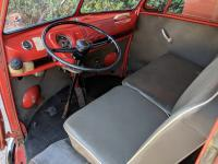 1963 German Firetruck (Split) dashboard