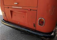 1963 German Firetruck (Split) tail lights on rear
