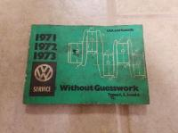 1971-73 Without Guesswork booklet for type 1-4