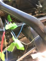Install wiring harness