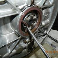 Riviers engine rebuild