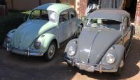 VW 1962 chrome strip