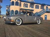 Lowered 72 ghia dropped spindle