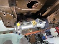 CSP dual circuit master cylinder