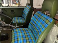 1974 Campmobile Revival  - Front Seats!