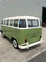Green VW bus - SA or Australian import?