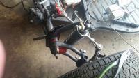 Berry Mini T suspension