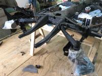 1973 Super Beetle rear trailing arms
