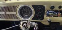 Volt meter / oil temp VDO